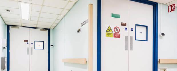 porta protecao radiologica 1 - Portas Blindadas Radiológicas