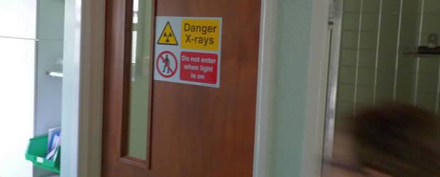 porta protecao radiologica 2 - Porta de Proteção Radiológica
