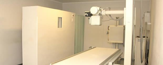 biombo raio x 1 - Proteção Sala de Raio X