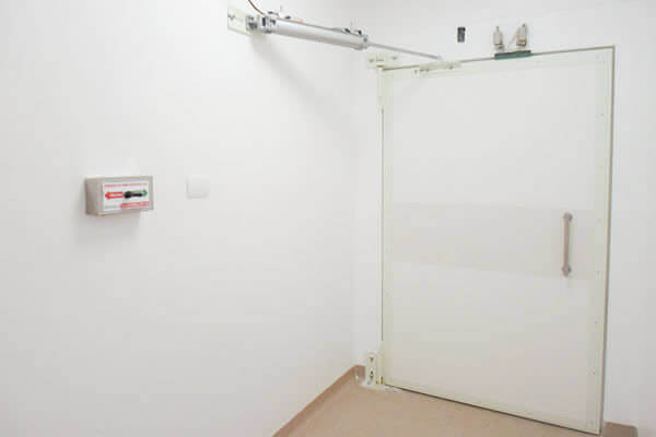 porta radioterapia 1 - Porta para Radioterapia