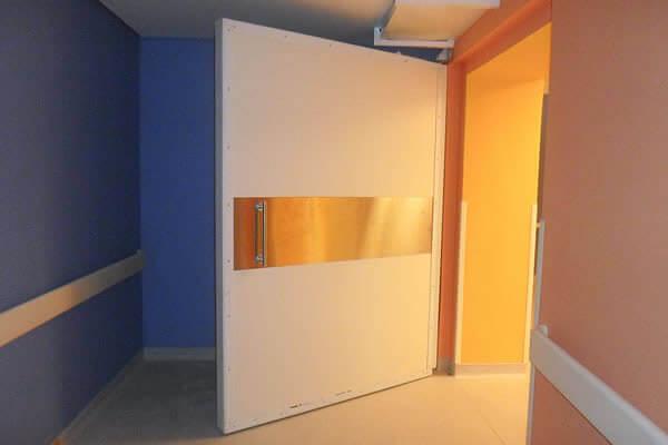 porta radioterapia 2 - Porta para Radioterapia