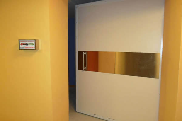 porta radioterapia 3 - Porta para Radioterapia