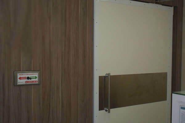 porta radioterapia 5 - Porta para Radioterapia