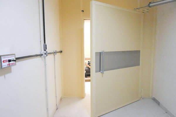 porta radioterapia 6 - Porta para Radioterapia