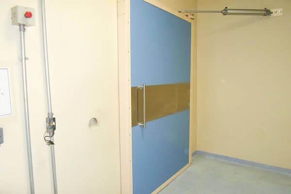 porta radioterapia 7 - Porta para Radioterapia