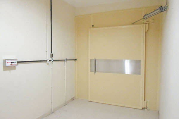 porta radioterapia 8 - Porta para Radioterapia