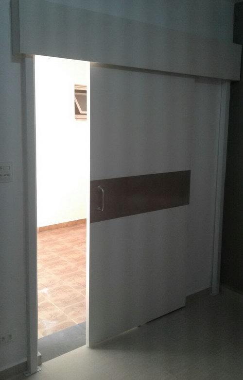 porta protecao radiologica 01 - Porta de Proteção Radiológica