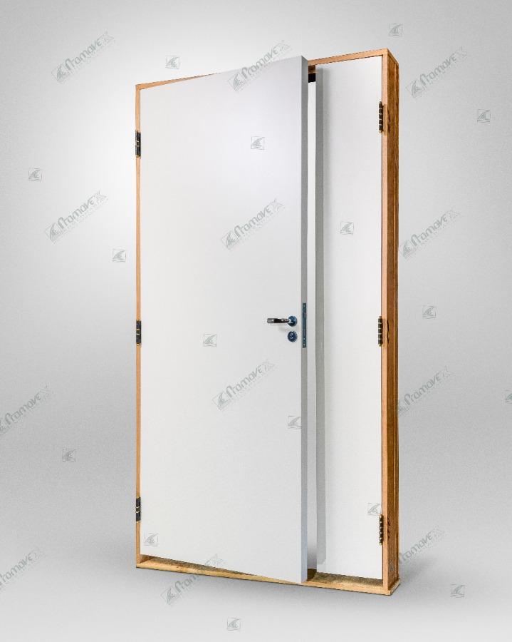 Porta de Protecao Radiologica 1 - Porta de Proteção Radiológica
