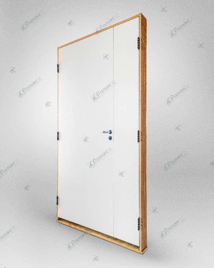 Porta de Protecao Radiologica 2 - Porta de Proteção Radiológica