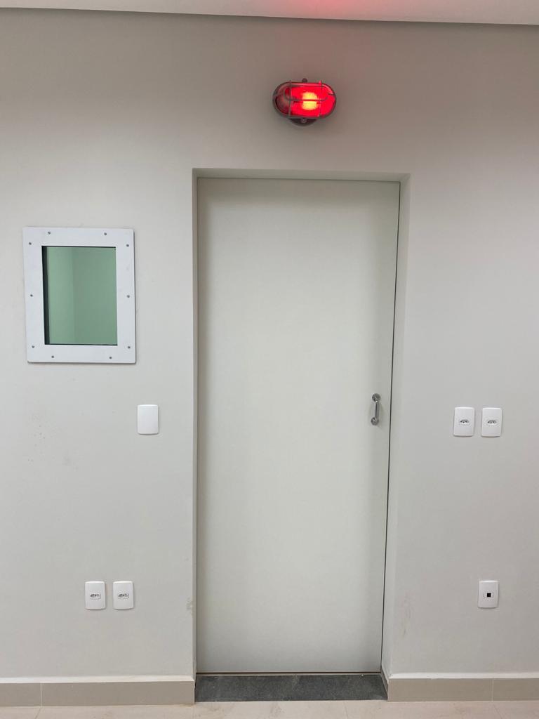 Porta de Protecao Radiologica 8 - Porta de Proteção Radiológica