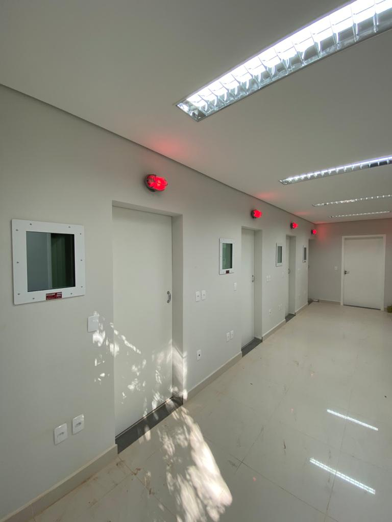 Porta de Protecao Radiologica 9 - Porta de Proteção Radiológica